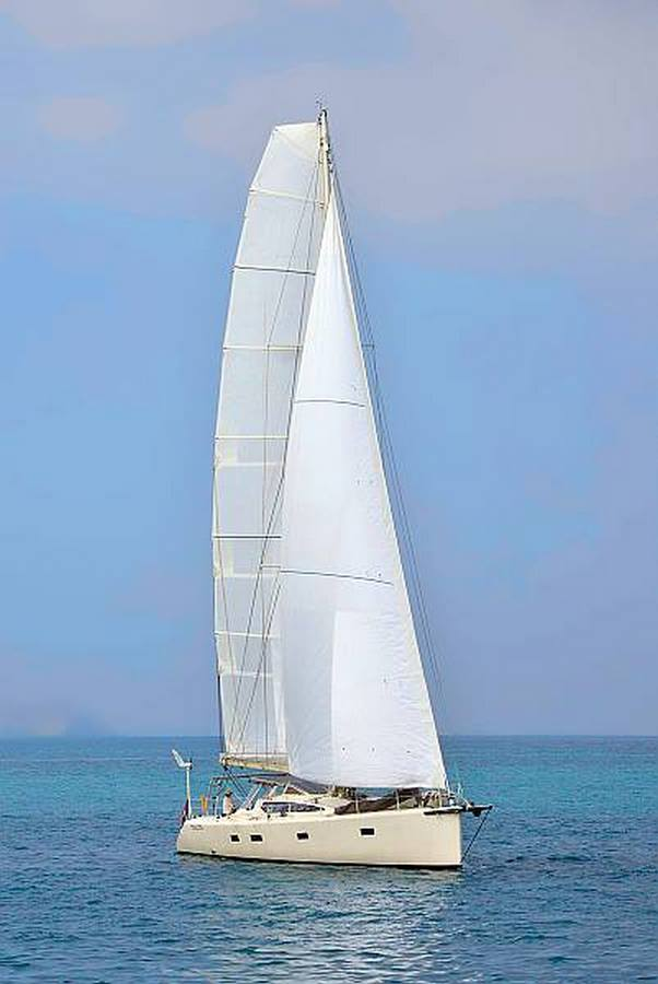 The Dagda ecological monohull